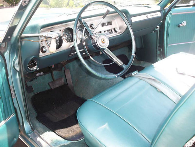 1964 Chevelle Bench Seat Interior Photos