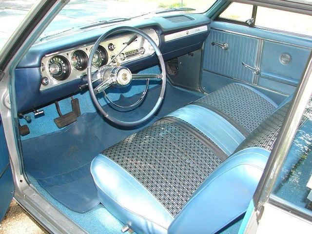 1964 Chevelle Steering Wheels And Door Panels