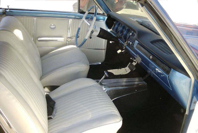 1964 Chevelle Steering Wheels And Door Panels