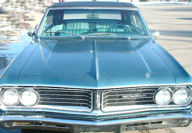 1965 Canadian Chevelle Acadian Gallery