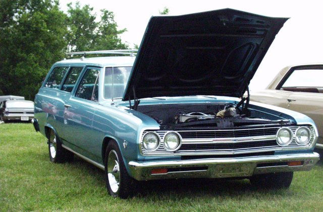 1965 Chevelle Photo Gallery - Wagons