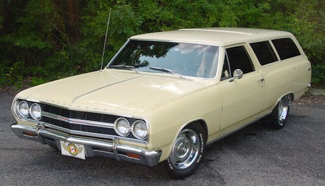 1965 Chevelle Photo Gallery Wagons