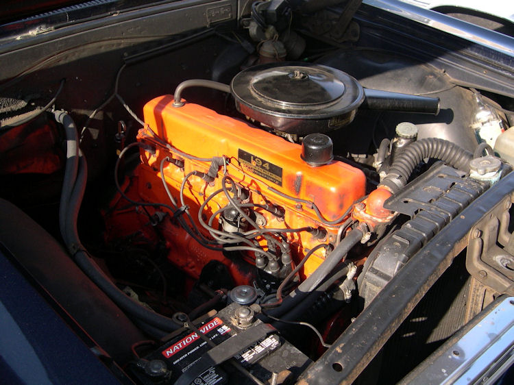 1965 Malibu SS Convertible 6 cylinder - Chevrolet - Antique