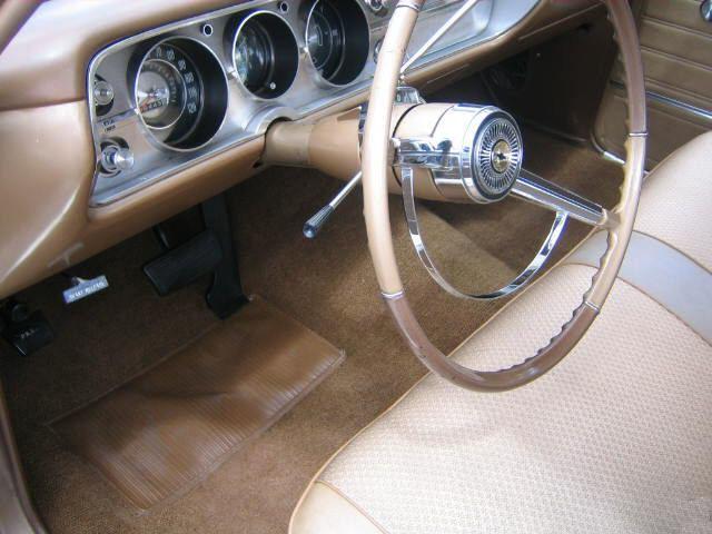 1965 Chevelle Bench Seat Interior Photos