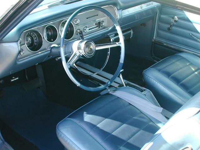 1965 Chevelle Steering Wheels And Door Panels