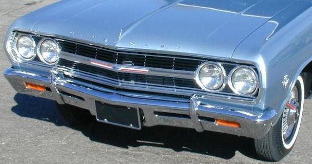1965 Chevelle Super Sport