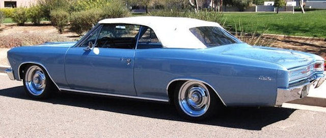1966 Chevelle Photo Gallery