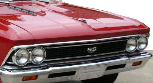 1966 Chevelle SS396