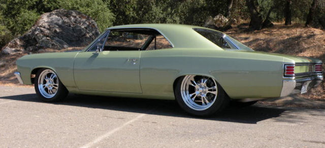 1967 Chevelle Photo Gallery