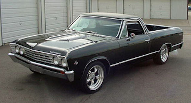 1967 El Camino Photo Gallery