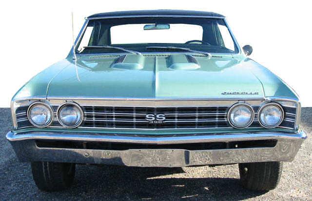 1967 Chevelle Trivia