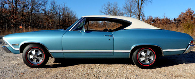 1968 Chevelle Photo Gallery