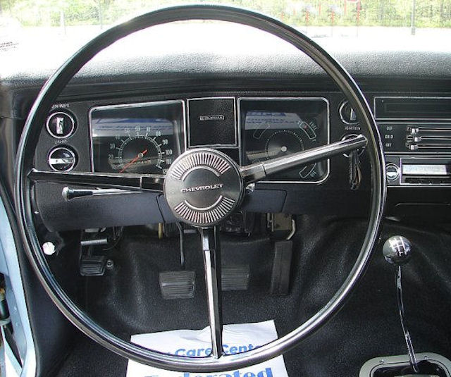 68 Chevelle Seats Gallery