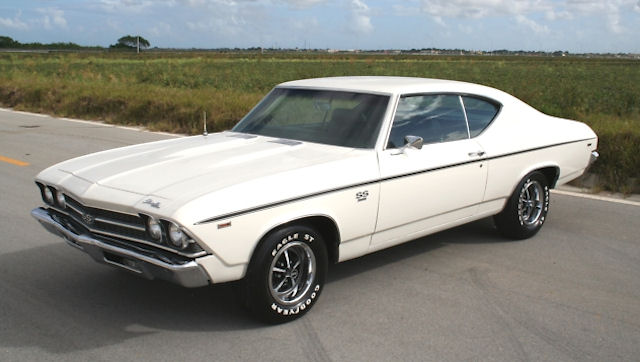 1969 Chevelle Photo Gallery