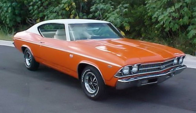 Classic Chevrolet Beaumont >> Search-Orange Chevelles on Internet Images - Chevelle Tech