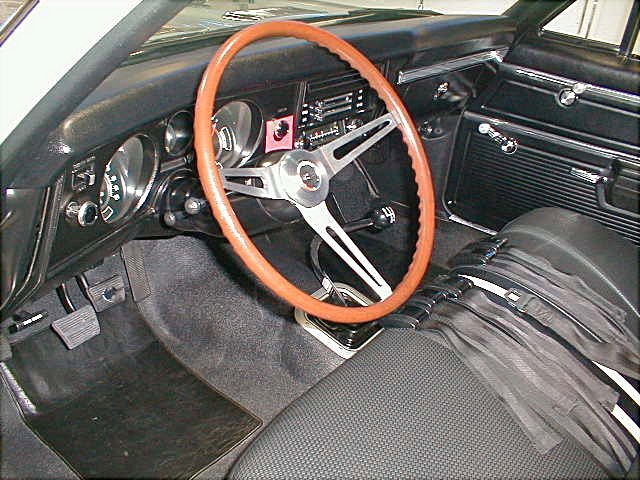 1969 Chevelle Bench Seat Interior Photos