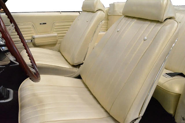 1969 Chevelle Bucket Seat Interior Photos