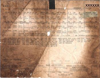 Reading A 1970 Chevelle  El Camino Build Sheet