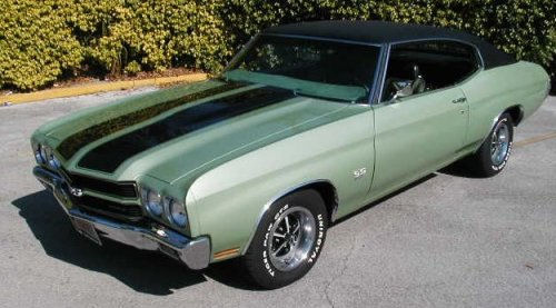 1970 Chevelle Photo Gallery