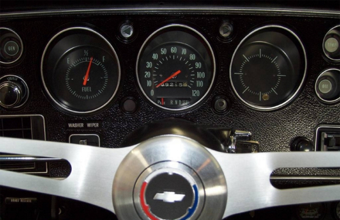 1970 Chevelle SS396/SS454
