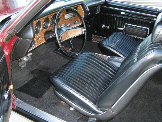 1970 monte carlo bench seat interior photos. Black Bedroom Furniture Sets. Home Design Ideas
