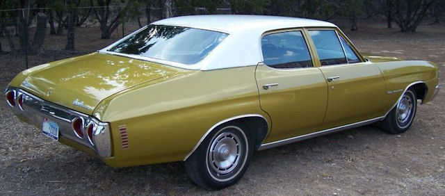 1971 Chevelle Photo Gallery