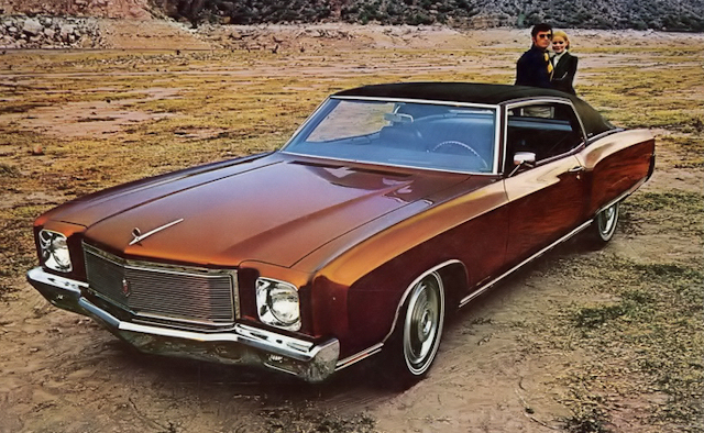 1971 Chevelle Exterior Paint Codes Canada Chart