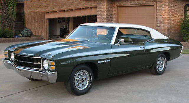 1972 Chevelle Photo Gallery