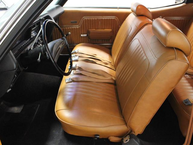 1972 Chevelle Bench Seat Interior Photos
