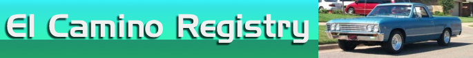 El Camino Registry