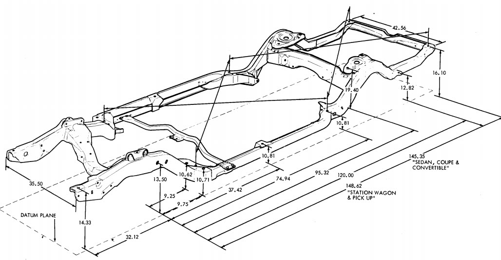 1965 impala alternator wiring diagram
