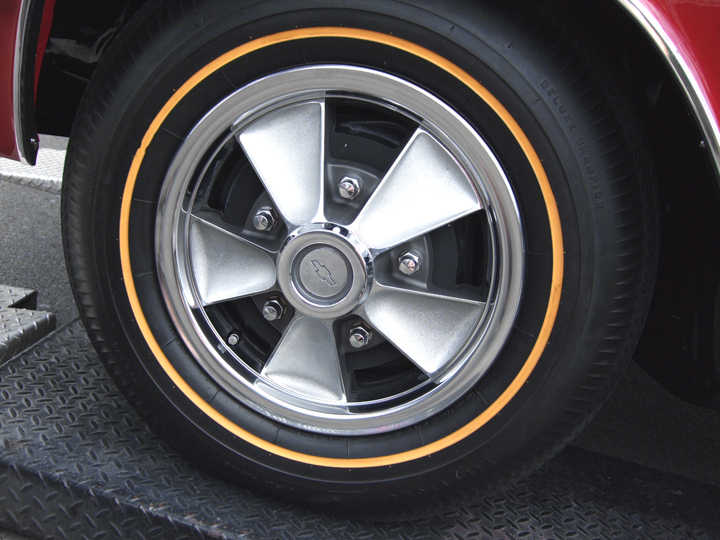 Chevelle Wheel Covers