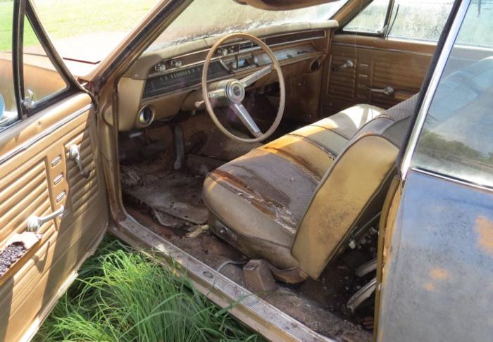 1967 Chevelle Interior Codes