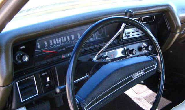 1972    Chevelle    s SS option